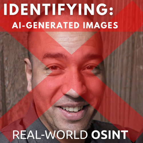 IDENTIFYING AI GENERATED IMAGES